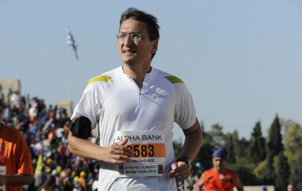 Βασίλης Δρόλιας: Όσο χάλια και να αισθάνεσαι, μετά το τρέξιμο νιώθεις καλύτερα!