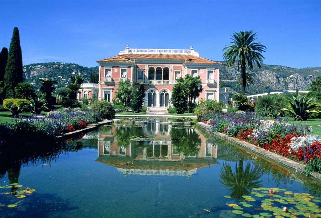 Villa Ephrussi --- Image by © Roland Gerth/zefa/Corbis