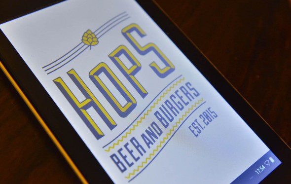 Hops: Η πόλη των αληθινών burgers διά χειρός Γεράρδου
