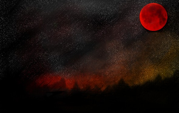 Top 5 ποιήματα των νέων ποιητών για το φεγγάρι