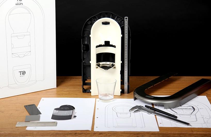 nespresso andro. Black Bedroom Furniture Sets. Home Design Ideas