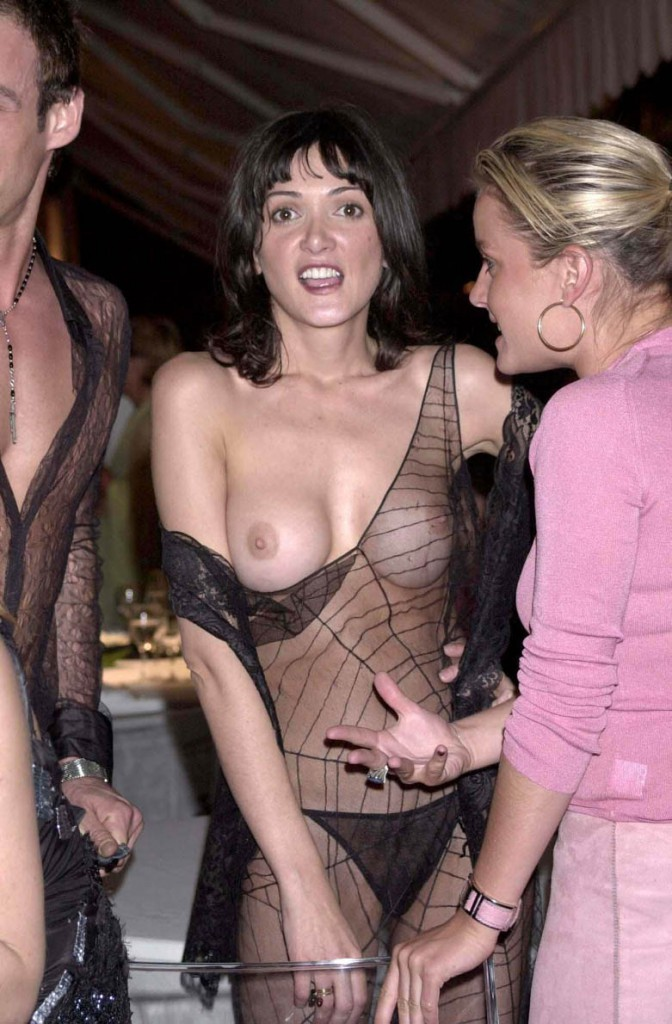 Mandatory Credit: Photo by RICHARD YOUNG / Rex Features ANNABELLE ROTHSCHILD WITH DAVINIA TAYLOR VOGUE / LAUREUS PARTY AT MONTE CARLO SPORTS CLUB, MONACO, 2000 SOCIALITE WITH BREAST EXPOSED WEARING SEE THROUGH DRESS MURPHY NEILSON 321562ad