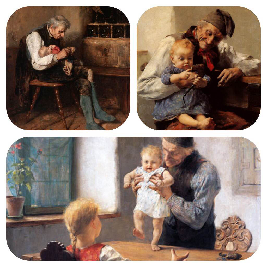 Ο Ιακωβίδης και ο Λύτρας συγκινήθηκαν από τη σχέση παππούδων και εγγονιών