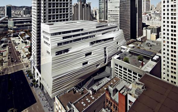 Περί της επέκτασης του Μουσείου Μοντέρνας Τέχνης του Σαν Φρανσίσκο