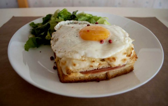 The egg: Η ιστορία του αβγού στο Χολαργό
