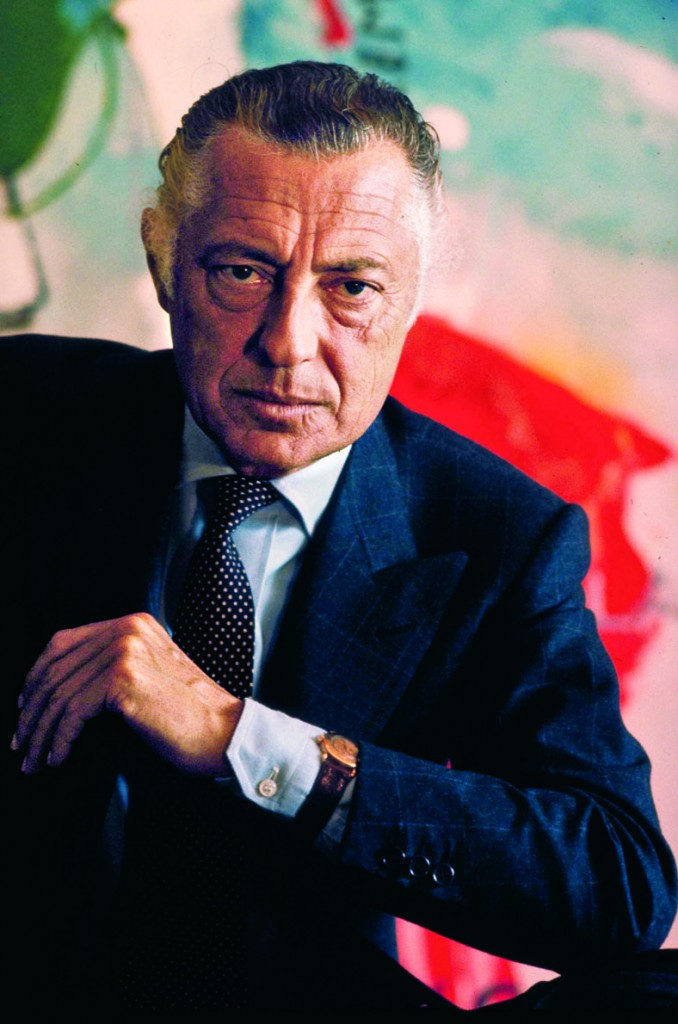 Pres. of Fiat Gianni Agnelli. (Photo by David Lees//Time Life Pictures/Getty Images)