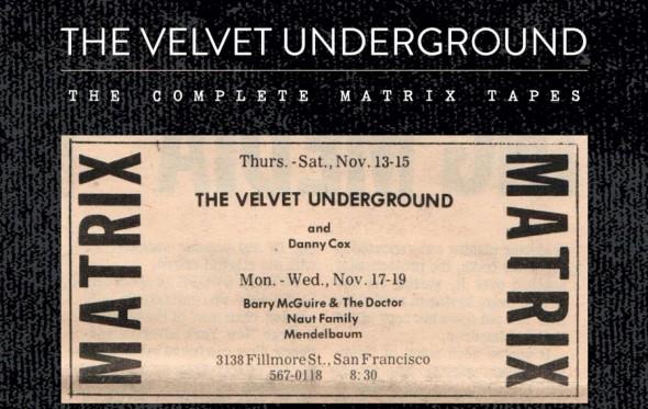 Σε ένα μήνα κυκλoφορούν οι ανέκδοτες ηχογραφήσεις των Velvet  Underground