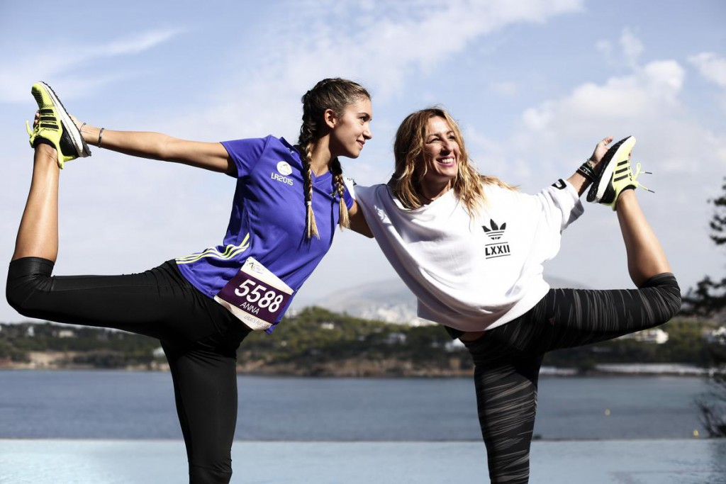 The fourth annual Ladies Run race took place at Vouliagmeni area, having the Astir Palace Hotel as starting and finishing point. Vouliagmeni, Attica, on Oct. 18, 2015 / Τέταρτοςς ετήσιος αγώνας Ladies Run, με αφετηρία και τερματισμό τον Αστέρα Βουλιαγμένης, στις 18 Οκτωβρίου, 2015