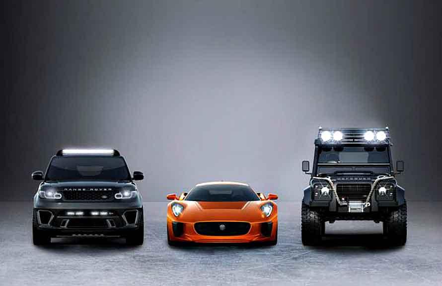 SPECTRE-cars