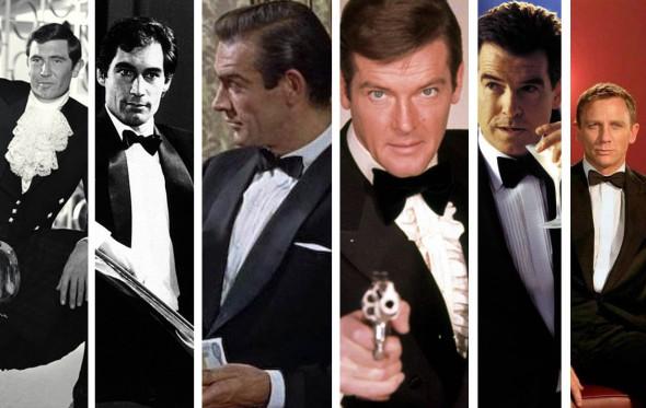 Γιατί το tuxedo είναι το ρούχο που χαρακτηρίζει τον James Bond