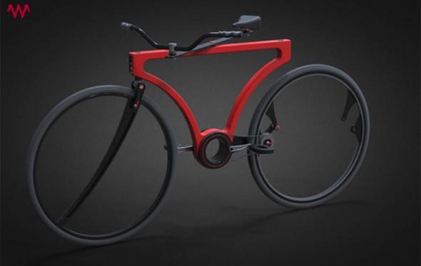 Το «Twist Bike» ή, αλλιώς, το ποδήλατο του μέλλοντος