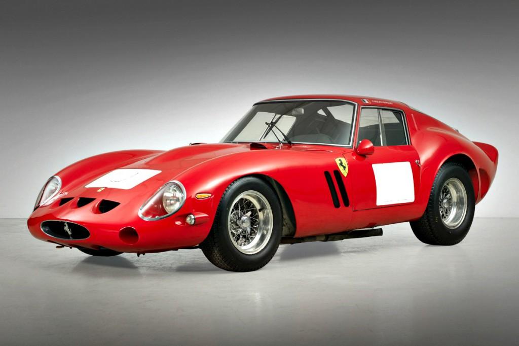 1. 1962 Ferrari 250 GTO