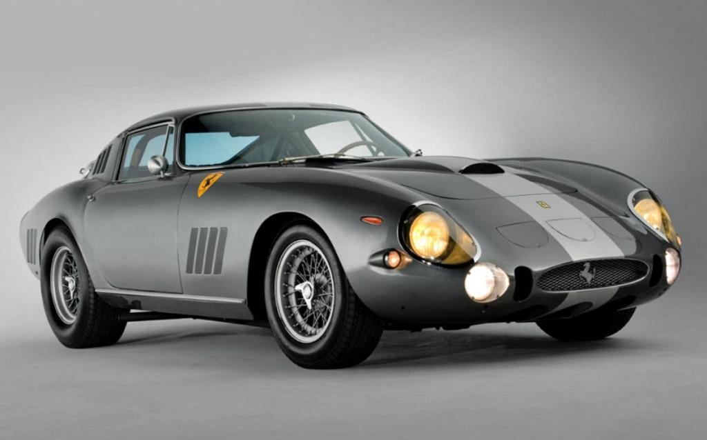 4. 1964 Ferrari 275 GTBC Speciale