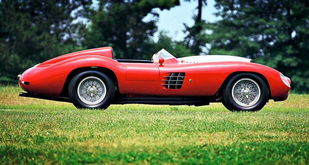 5. 1955 Ferrari-410 sport