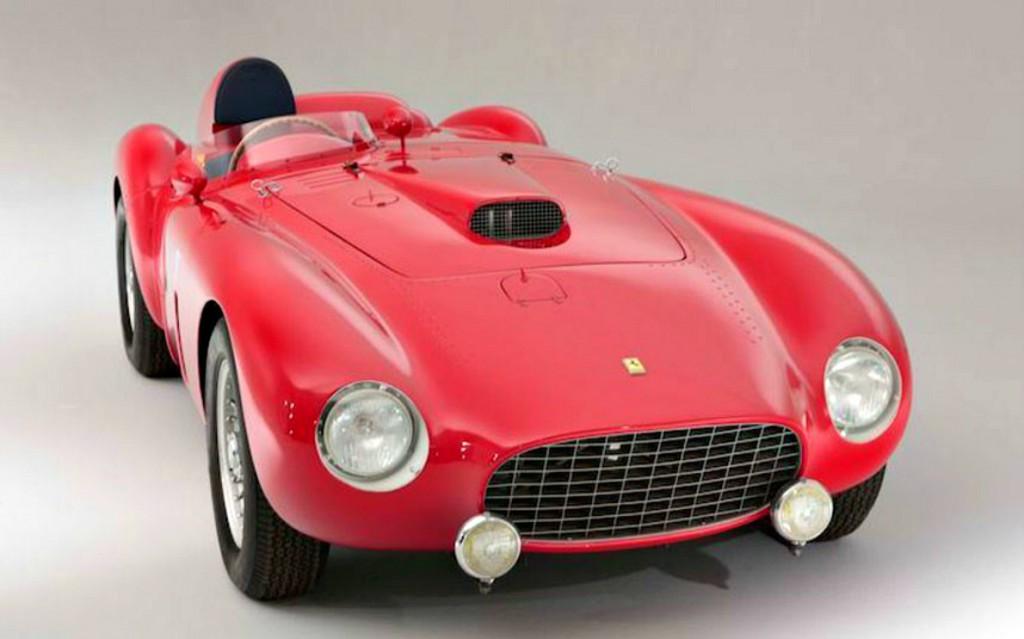7. 1954 Ferrari 375-Plus Spider Competizione