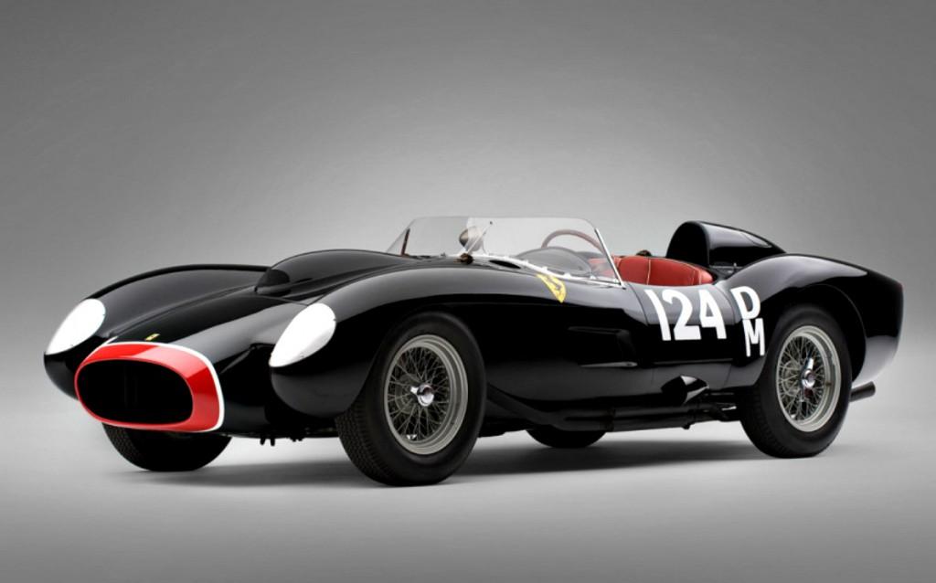 8. 1957 Ferrari 250 Testa Rossa