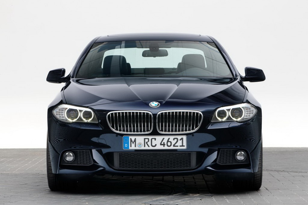 BMW 5 Series M Sports Package Exterior (06/2010).