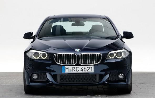 Driven: BMW 520d
