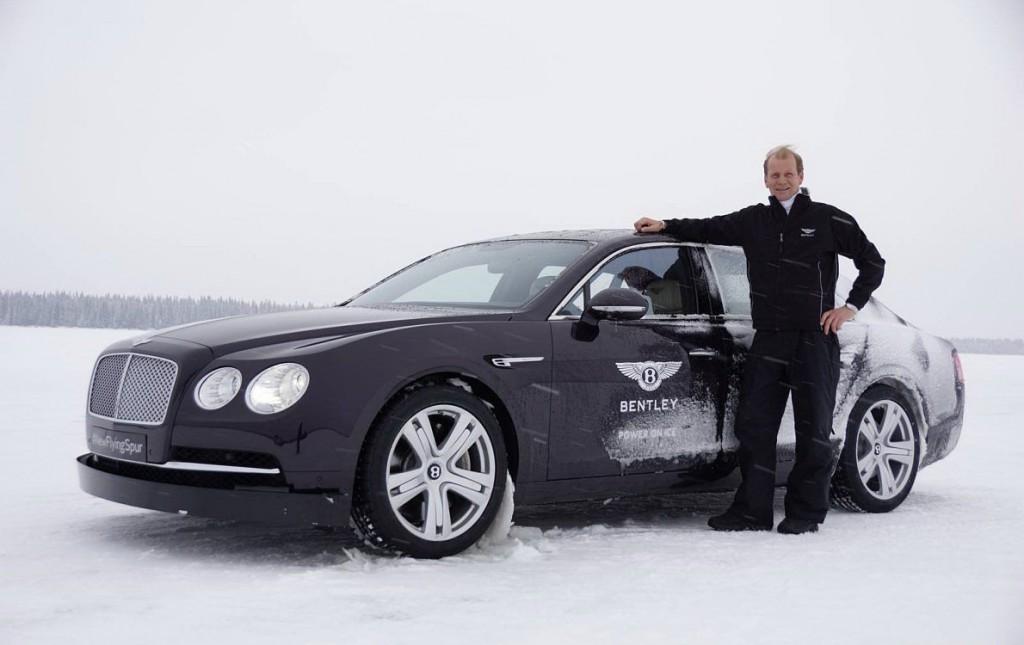 Bentley & Kankkunen