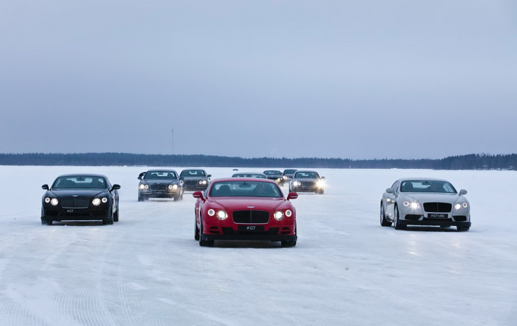 Bentley On Ice main photo