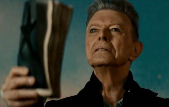 «Blackstar»: το νέο, συγκλονιστικά εφιαλτικό, video-clip του David Bowie