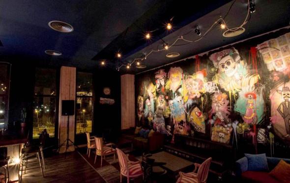 Palmitas: Το πρώτο pop up bar της πόλης από την ομάδα του Clumsies