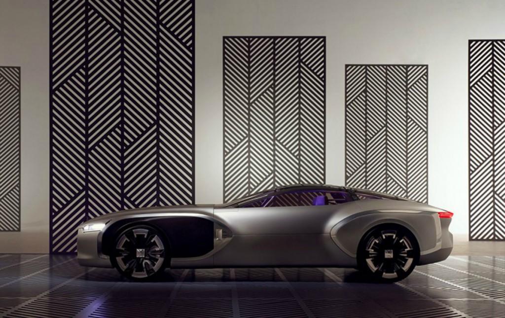 Renault Le Corbusier side