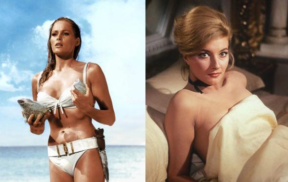 Τα δικά μου Bond girls