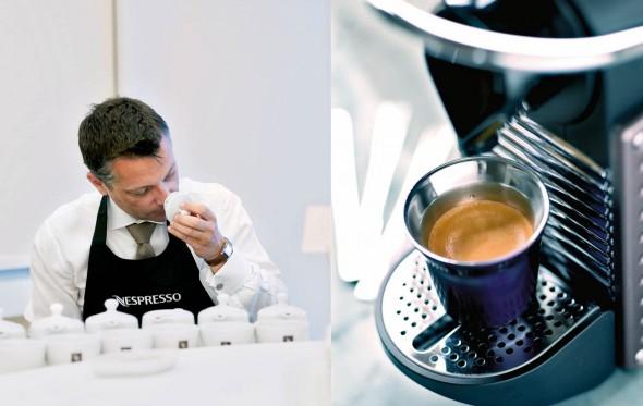 Από τον καρπό… στο φλιτζάνι με τη Nespresso