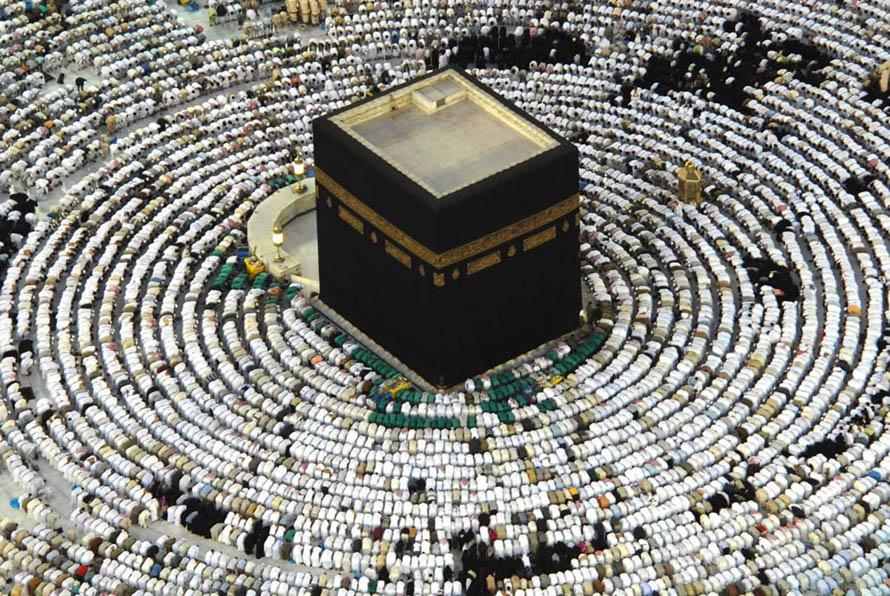Κάαμπα ο ιερότερος τόπος του Ισλάμ