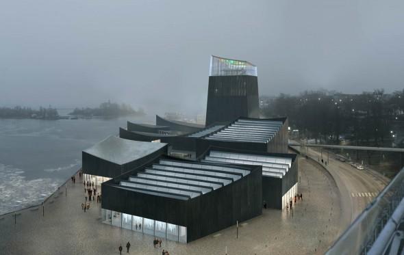 Νέο μουσείο Guggenheim στο Ελσίνκι