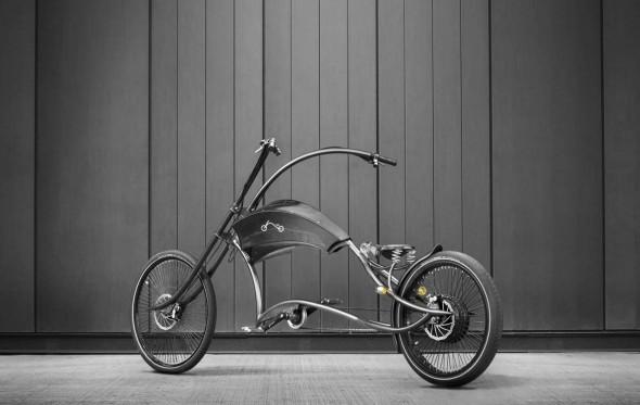 Archont electro: η Harley των ηλεκτρικών ποδηλάτων