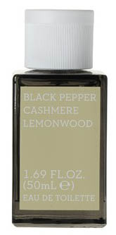 Κorres, «Βlack pepper, cashmere, lemonwood»
