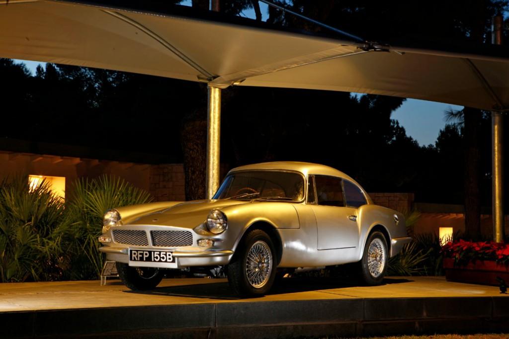 Astir classics Reliant Sabre Six