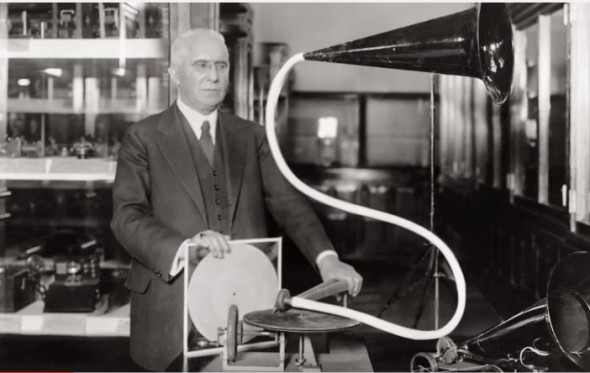 Emile Berliner: Famous For Mixing