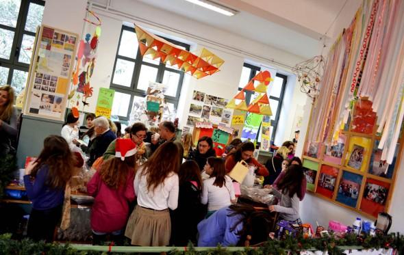 Η Σχολή Χίλλ ανοίγει τις πόρτες της για το χριστουγεννιάτικο πανηγύρι