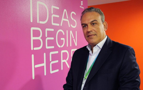 Τάσος Παγκάκης, Director of External Communications της Ericsson στη Μεσόγειο