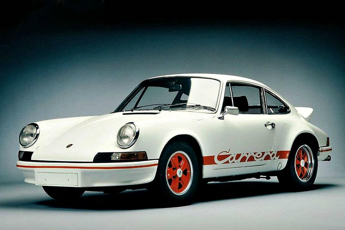 Porsche Carrera RS  d1c63a02801