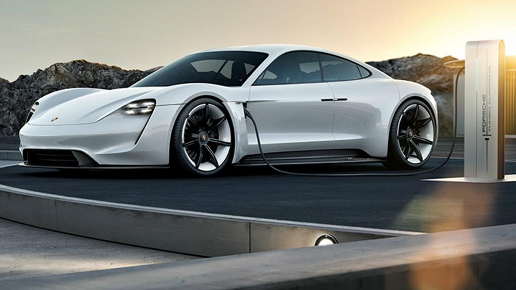 Porsche Mission e charge