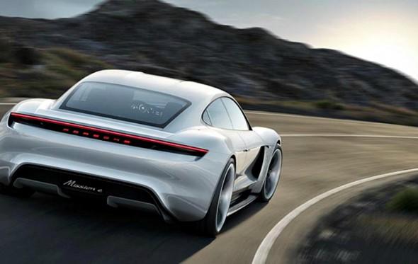 Porsche Mission E: τρέμε Tesla!
