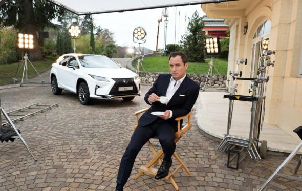 Lexus Law: O Jude και η ζωή με το RX