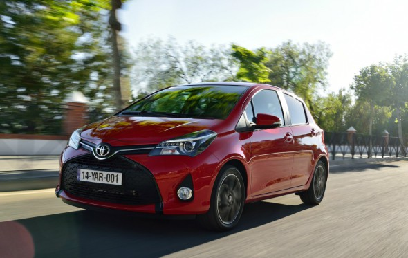 Driven: Toyota Yaris 1.3 99HP Multidrive