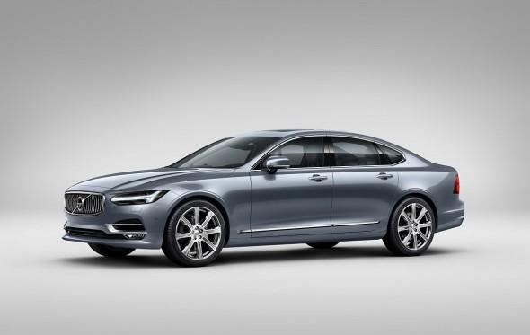 S90: Nέο μεγάλο sedan από τη Volvo