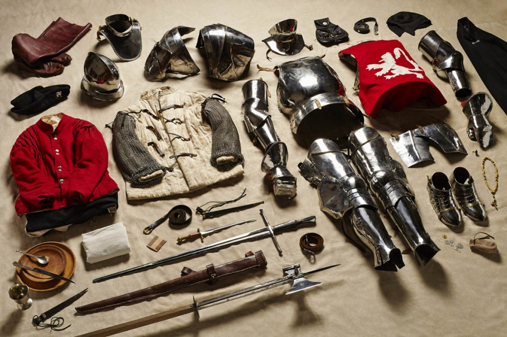 Yorkist Man at Arms, Battle of Bosworth, 1485