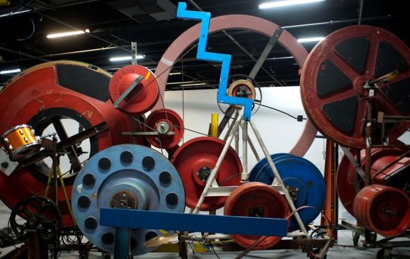 Τέχνη και μηχανή: Η πιο καίρια έκθεση της χρονιάς