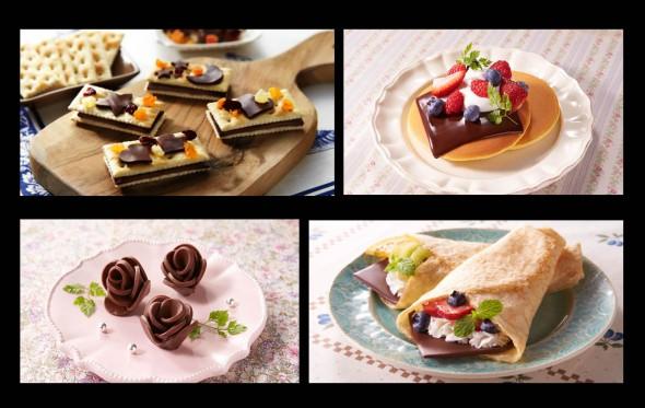 Σοκολάτα σε φέτες. Η μεγαλύτερη ανακάλυψη μετά το ψωμί σε φέτες