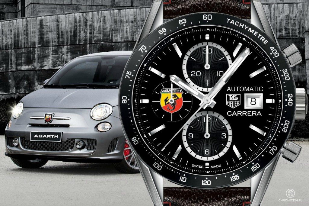 Abarth TAG Heuer
