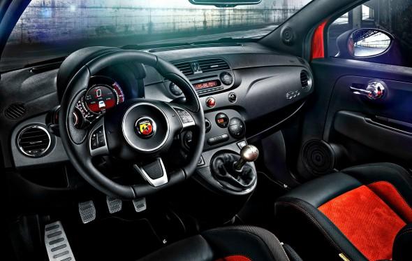 Driven: Abarth 595 Competizione 180 HP – Ένοχη αφορμή για ξεσάλωμα