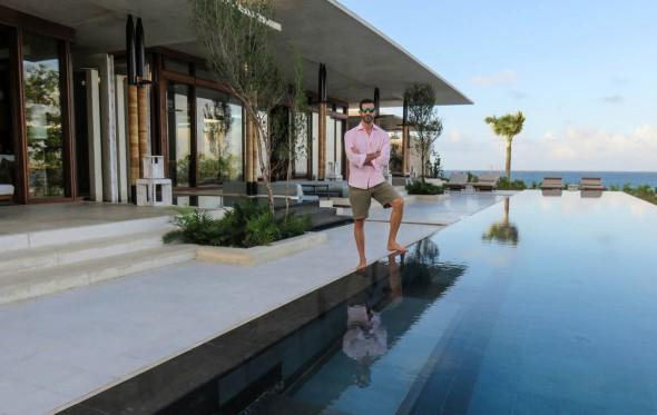 Amanera: Ο Μίλτος Καμπουρίδης εγκαινίασε το κορυφαίο resort της… Καραϊβικής!