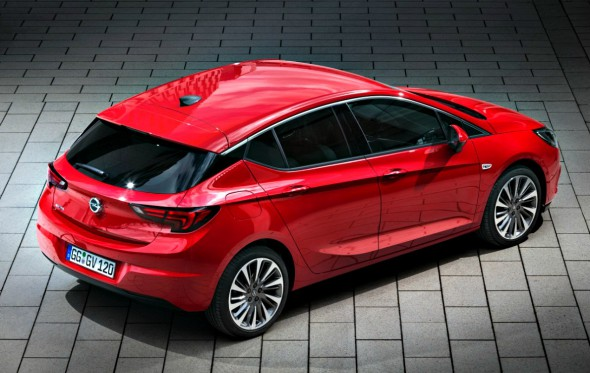 Driven: Opel Astra 1.6 CDTi 136 HP. Κινητήρας-διαμάντι